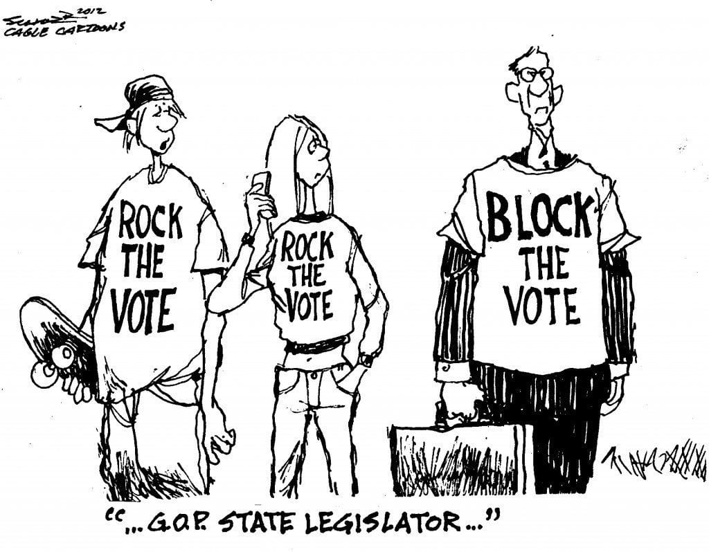 The Battle For The Right To Vote: Hard Fought, Hard Won