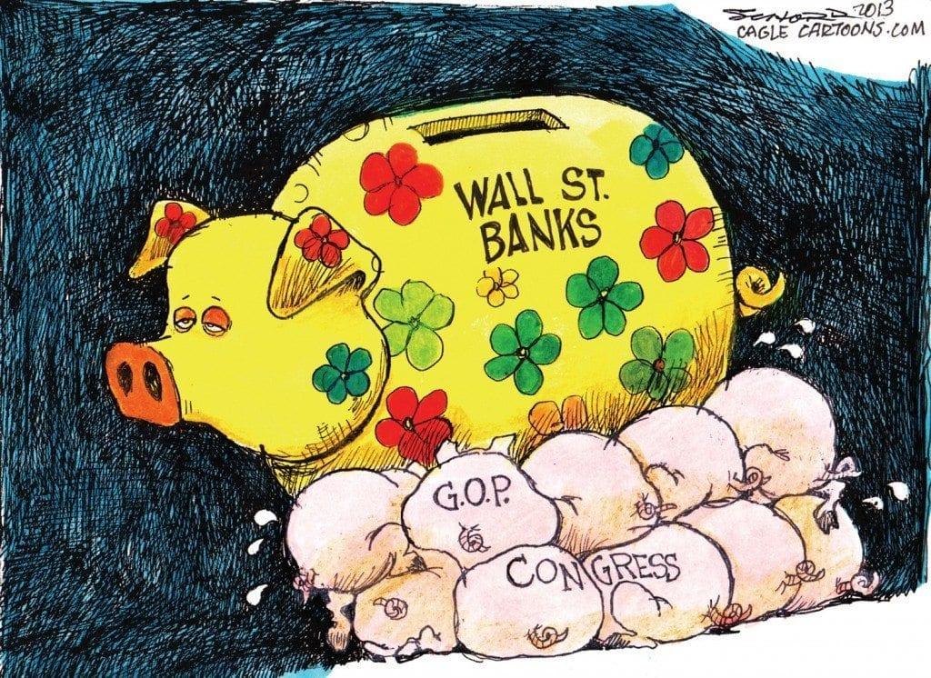 The Deregulation Scam