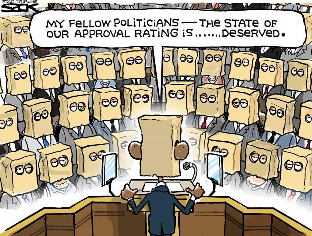 The State Of Our Union