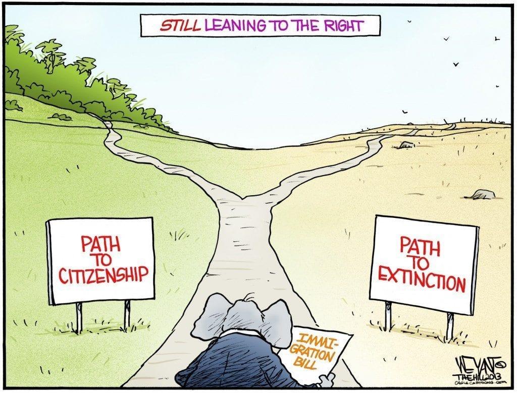 Politics vs. Immigration Reform