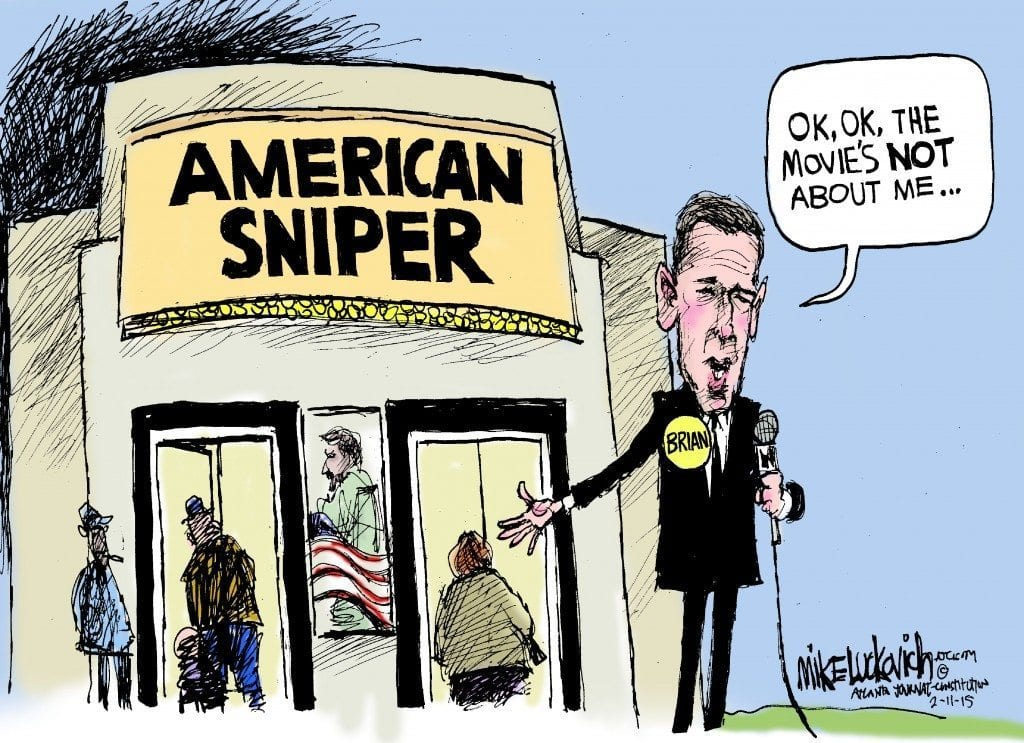 Big Lies, Little Lies And The Punishment Of Brian Williams
