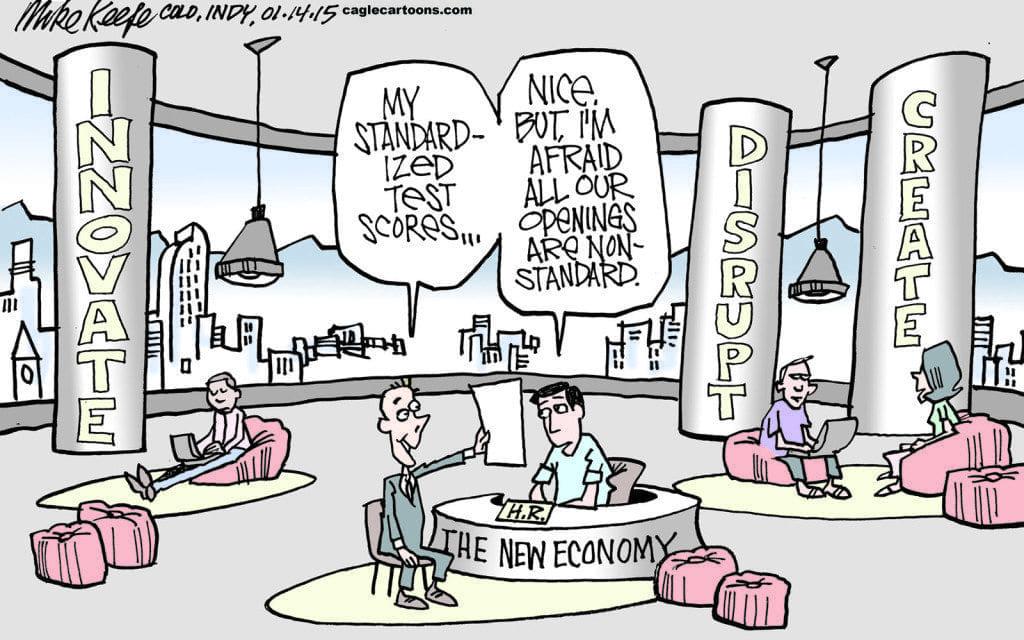 A Failed Education Reform Model