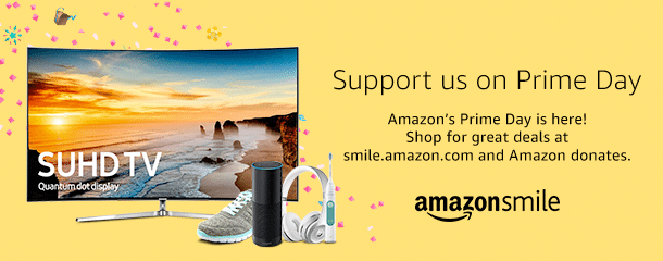 Amazon Smile – Prime Day