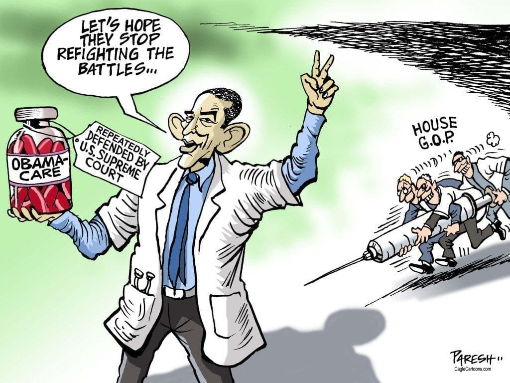 ObamaCare After Obama