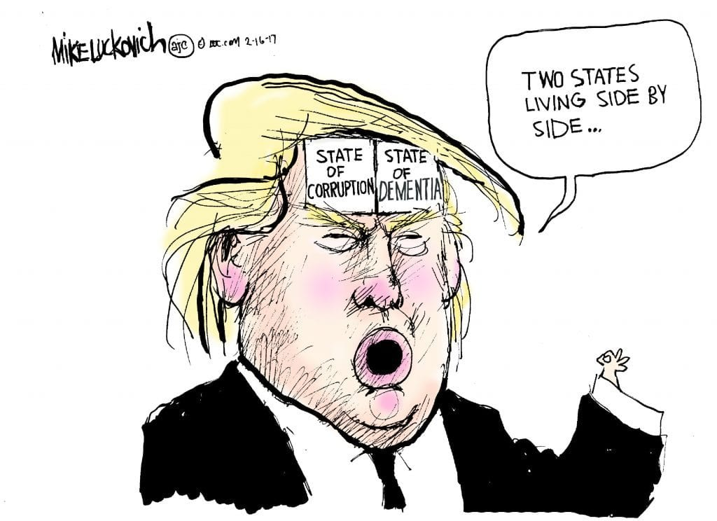 What Is Trump Most Afraid Of?