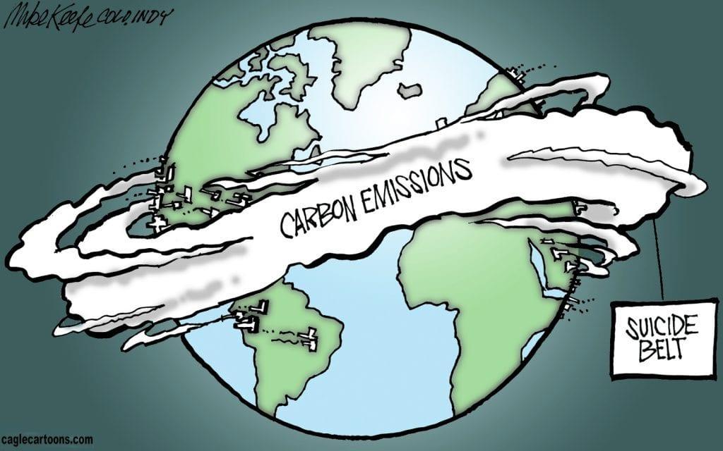 A Carbon Tax A Truly Good Idea