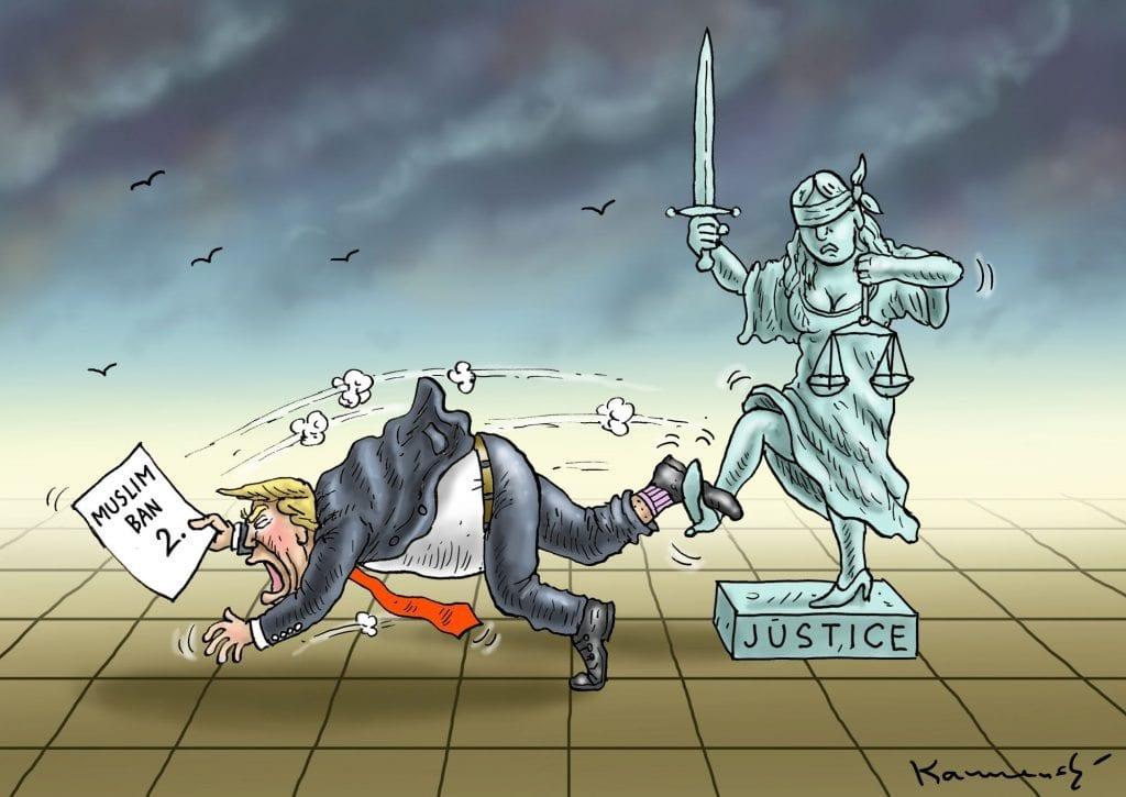 The Powerless President