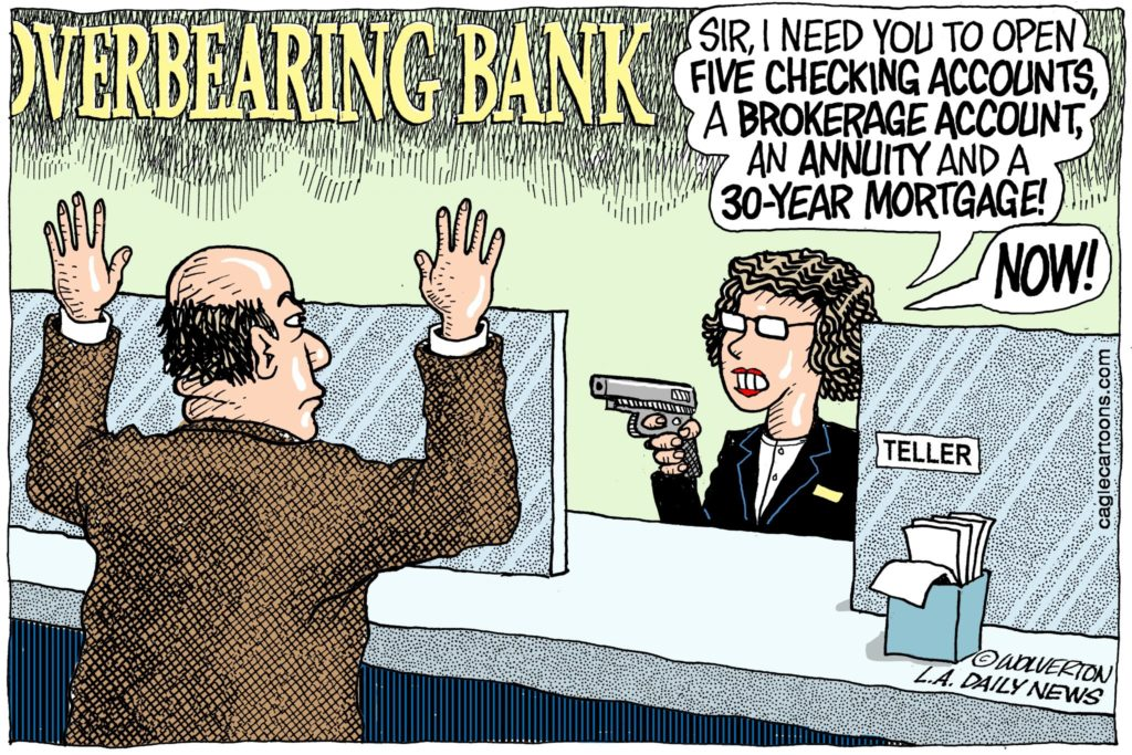 How Can We Stop Banksters From Robbing Us?