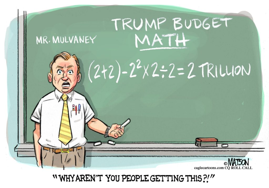 Trump's Epic Budget Swindle