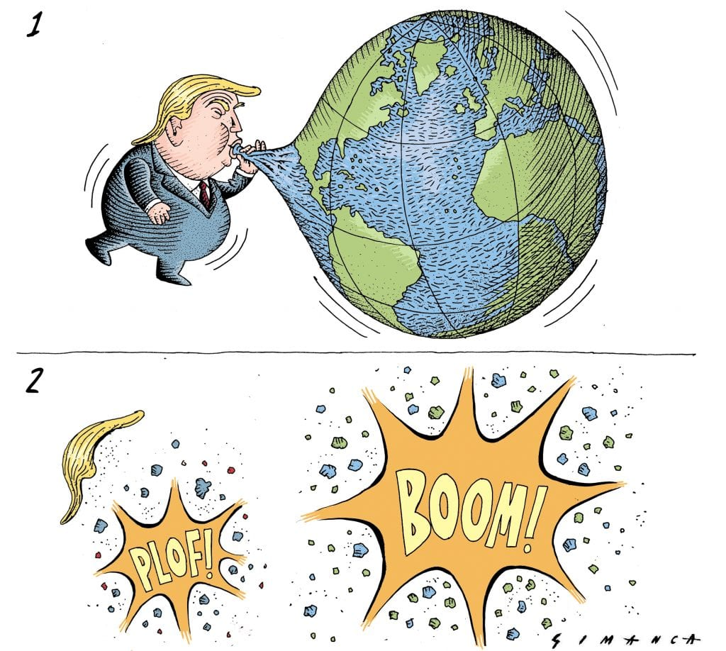 Trump's Lousy Numbers Spell Doom