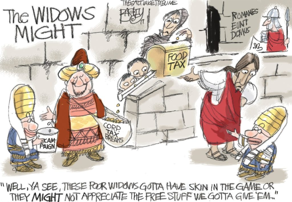 Children Of The Right Reverend