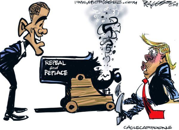 Trump's Deadly Ego Trip