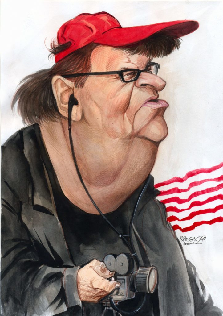 Michael Moore And The Democrats' Burden