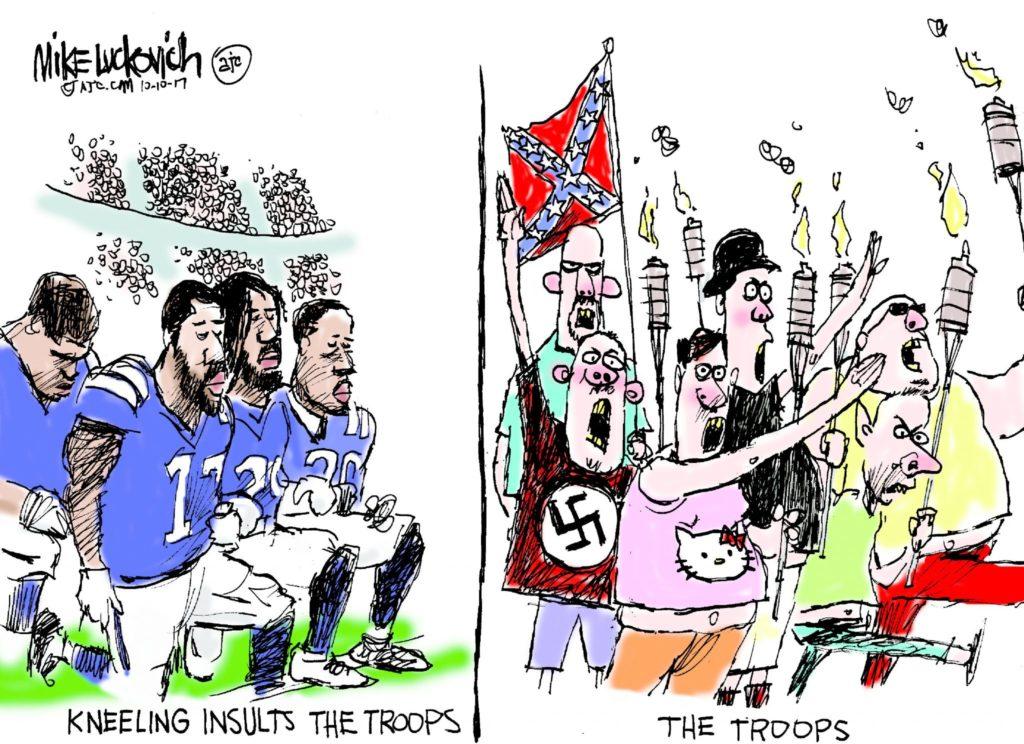 Promoting Fascism