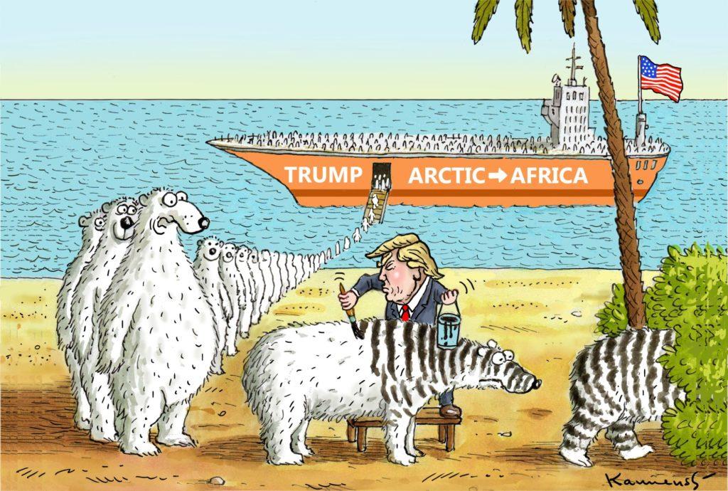 Oil Has A Price. Wildlife? Priceless!