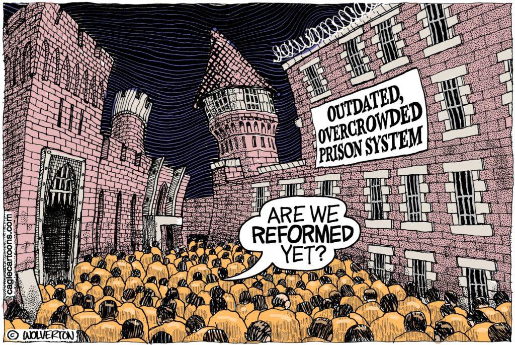Golden Opportunity For Criminal Justice Reform