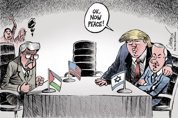 The President And Israel