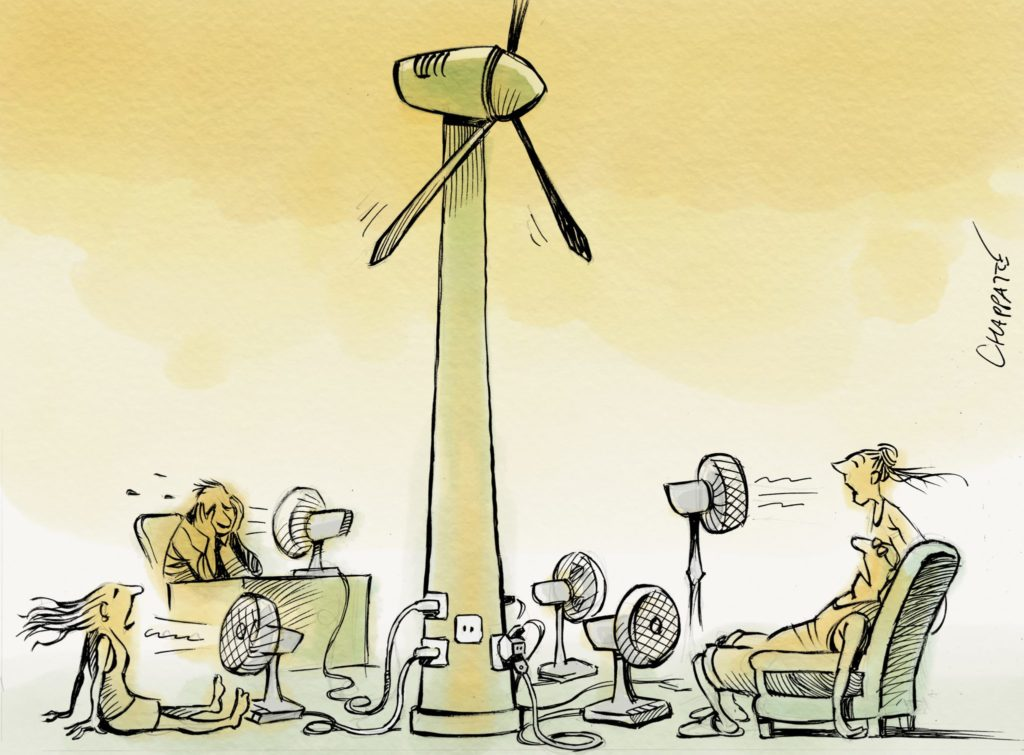 Clean Energy And Dollars Are Both Green