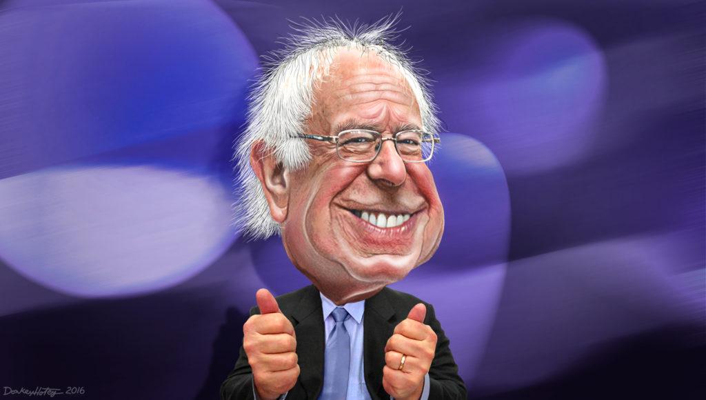 Bernie The Good vs. Bernie The Bad